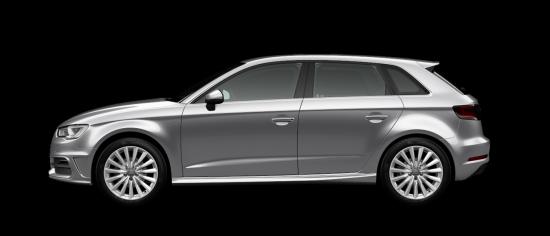 Audi q7 etron coche hibrido electrico