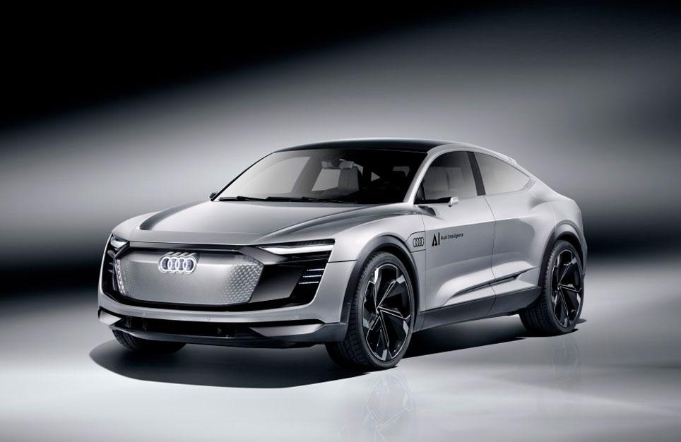nuevo Audi Q7 e-tron quattro