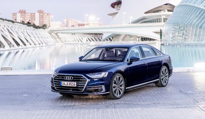 Nuevo Audi A8. Conducción altamente automatizada