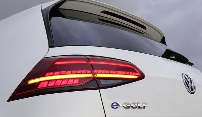 Conoce la gama Volkswagen más sotenible de coches eléctricos