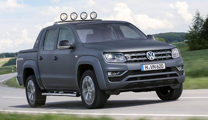 Volkswagen Amarok obtiene el premio Pick-up International 2018 Van Of The Year