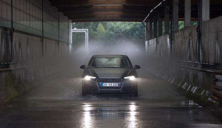 Conoce las pruebas de calidad Audi: objetivo, máxima fiabilidad y calidad superior