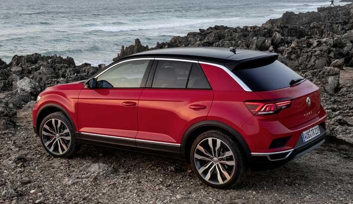 Nuevo Volkswagen T-Roc. Conoce a fondo su vanguardista diseño.