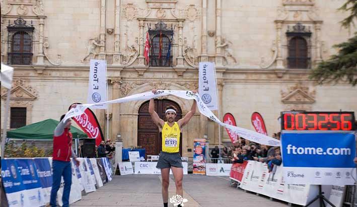 Gran éxito de participación en la F.Tomé San Silvestre Alcalá de Henares