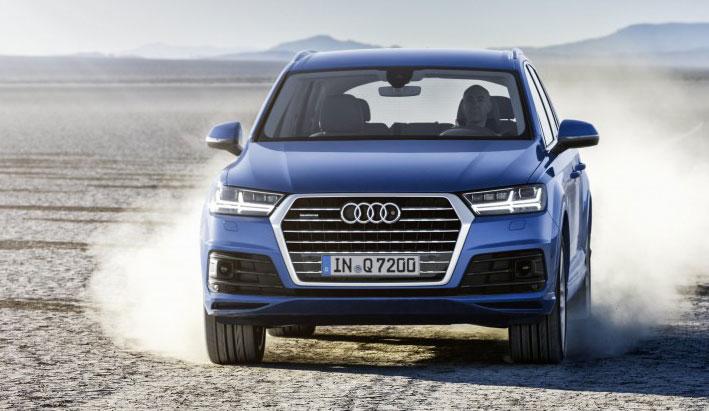 Audi, de nuevo líder en ventas de vehículos con tracción a las cuatro ruedas en España.