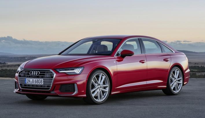 Nuevo Audi A6. Dimensiones y Carroceria