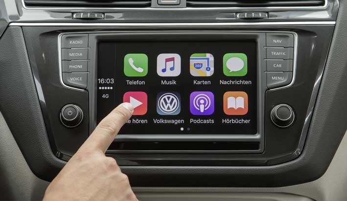 Con Volkswagen podrás disfrutar gratis de los 45 millones de canciones de Apple Music