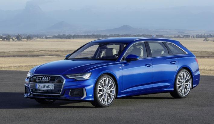 El nuevo Audi A6 Avant 2018: dinamismo y versatilidad