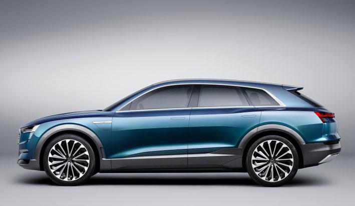 primer Audi electrico