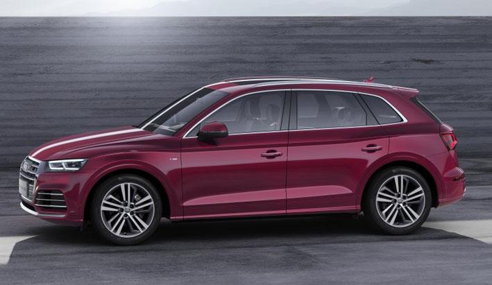 Audi Q5L: primer SUV con batalla larga de Audi