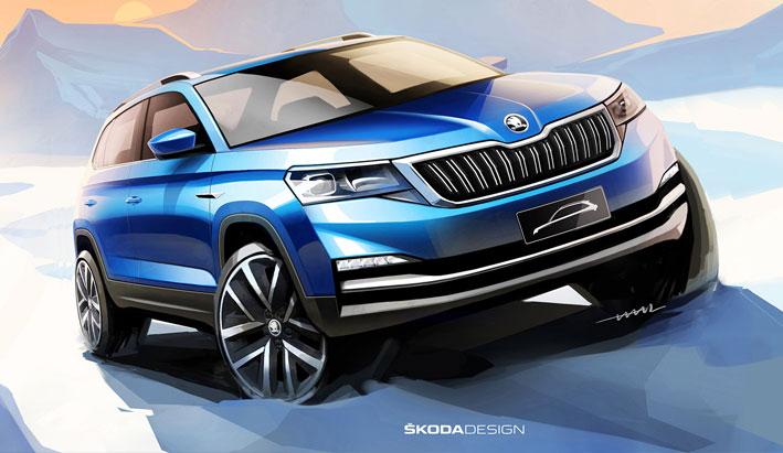 Un nuevo ŠKODA para China. El primer SUV urbano para el gran público