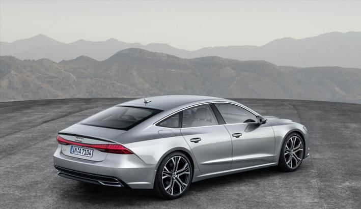 Puntos clave del nuevo Audi A7 Sportback