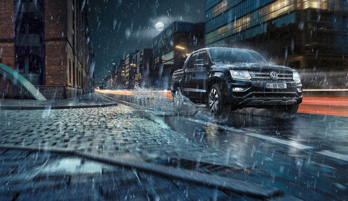 El Volkswagen Amarok estrena un nuevo motor V6 TDI 3.0 de 190kW (258 CV)