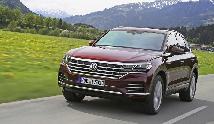 Nuevo Volkswagen Touareg. Conoce sus novedades principales