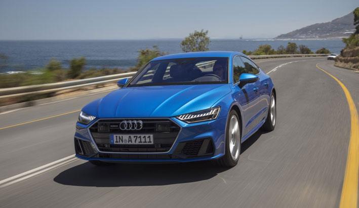Lo más destacado del nuevo Audi A7 Sportback