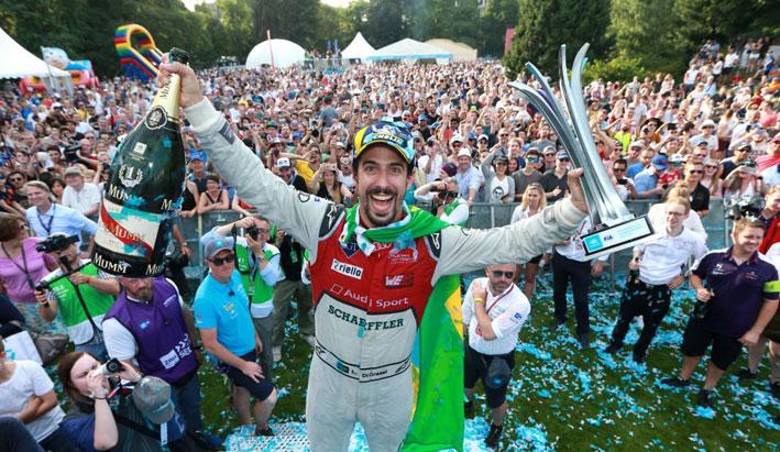Audi en la Fórmula E: victoria histórica en Zúrich