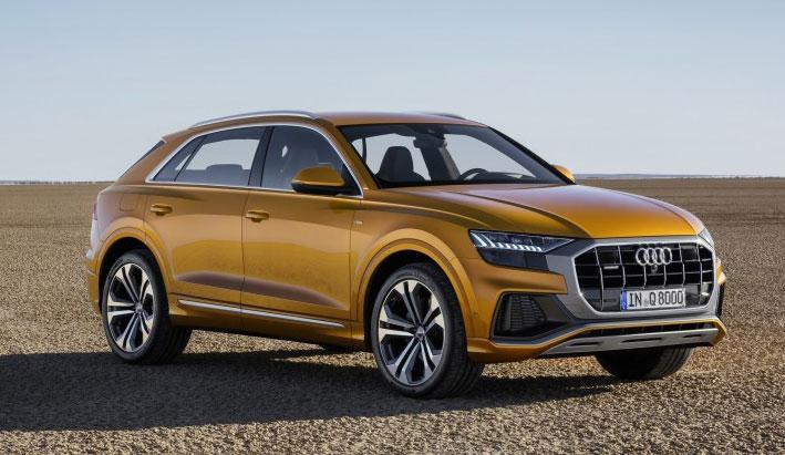 Nuevo Audi Q8: la nueva imagen de la familia Q
