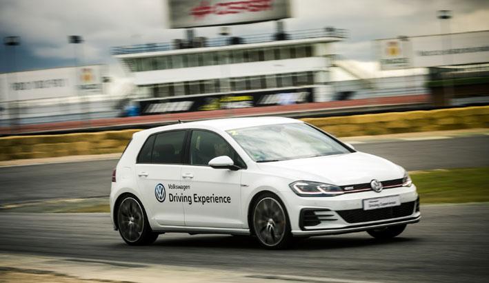 Volkswagen Driving Experience 2018