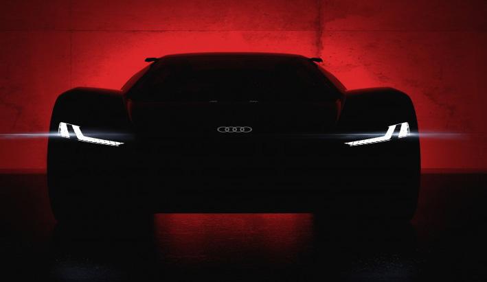 Audi PB18 e-tron. Conoce el nuevo Concept Car de Audi