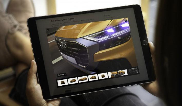 Conoce el nuevo Configurador Audi 3D
