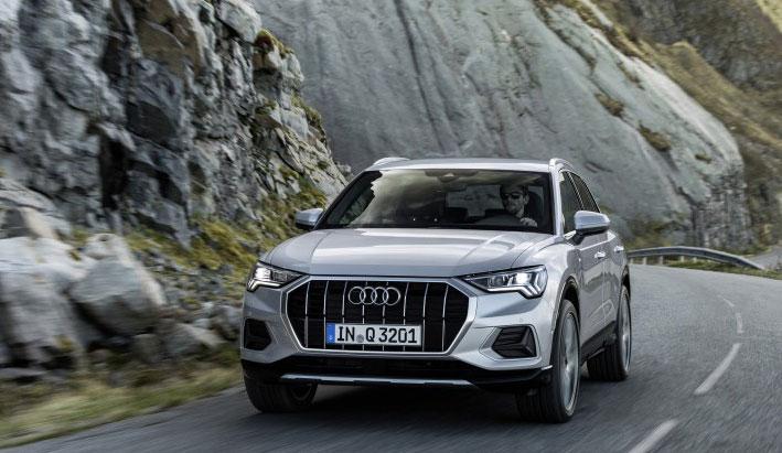 Nuevo Audi Q3 2018. Conoce sus características más destacadas