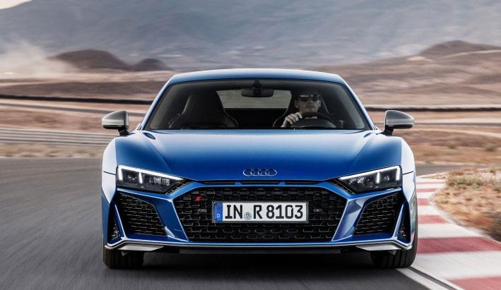 Total renovación para el Audi R8