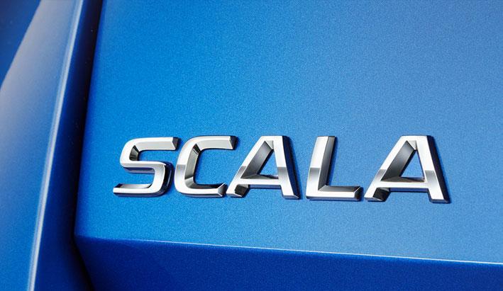 ŠKODA SCALA. Nuevo modelo compacto de ŠKODA