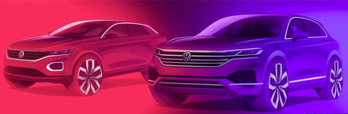 Volkswagen prevé que los SUV sean el 50% de sus ventas en 2025