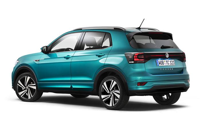 Presentación mundial del nuevo Volkswagen T-Cross