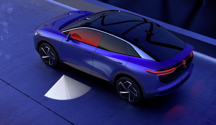 La innovadora tecnología de alumbrado de Volkswagen mejora tu seguridad.