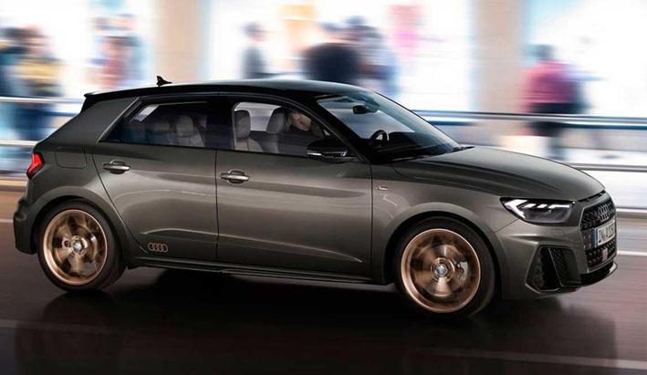 Audi inicia la comercialización del nuevo Audi A1 Sportback en el mercado español.