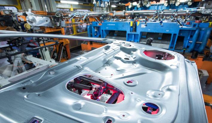 Audi aplica inteligencia artificial para optimizar los procesos de producción
