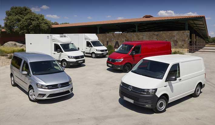 Volkswagen Vehículos Comerciales cierra el mejor año de la marca en España