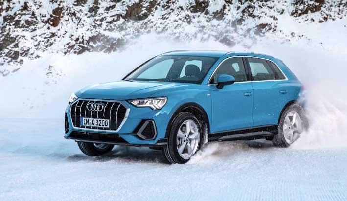Conoce a fondo el nuevo Audi Q3 2019