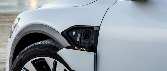 Audi+EEBUS, conexión inteligente entre coches eléctricos y edificios.
