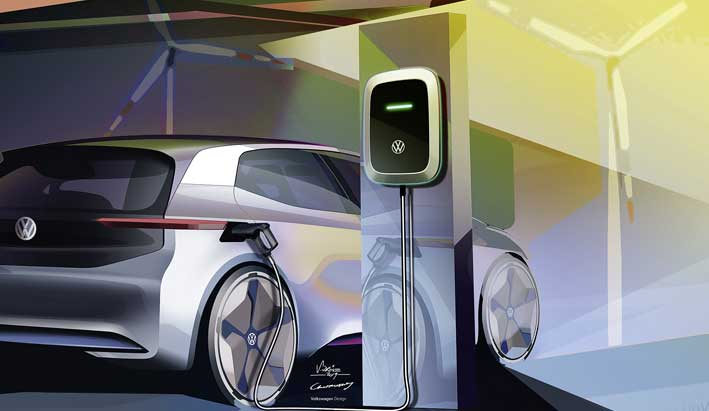 El Volkswagen ID. será pionero en movilidad sostenible