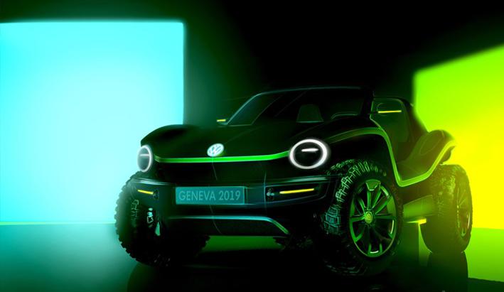 El buggy ha vuelto, ¡y ahora eléctrico!
