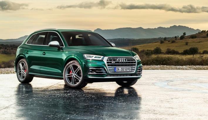 Audi SQ5 TD