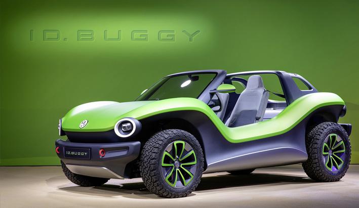 Volkswagen presenta el ID. BUGGY