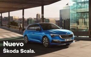 Ruta con el Nuevo Škoda Scala