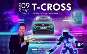 Evento presentación T-Cross