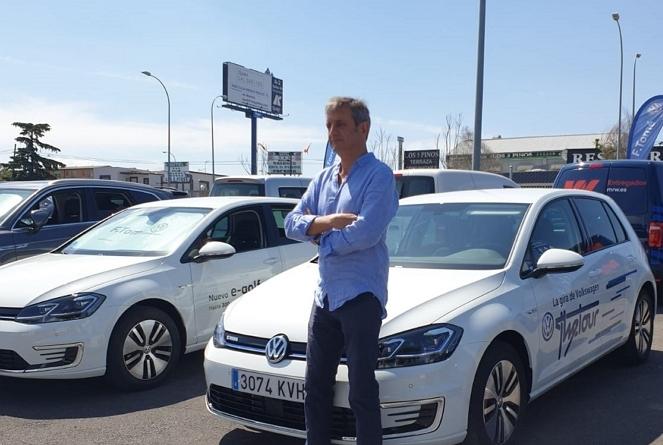 Volkswagen The Tour en F.Tomé