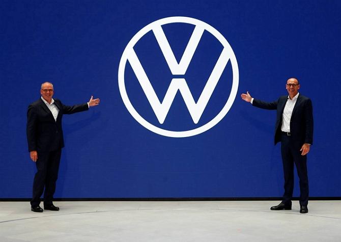 La nueva imagen de Volkswagen