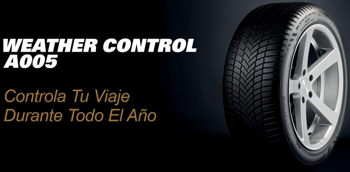 Gama All Season de Bridgestone