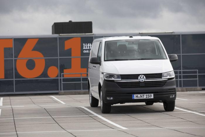 La Furgoneta más segura: Volkswagen T6.1