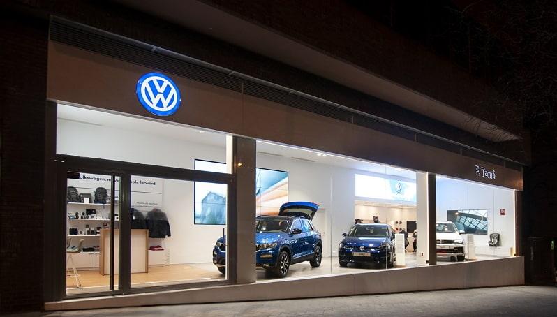 1er Aniversario Exposición F.Tomé Volkswagen Concha Espina