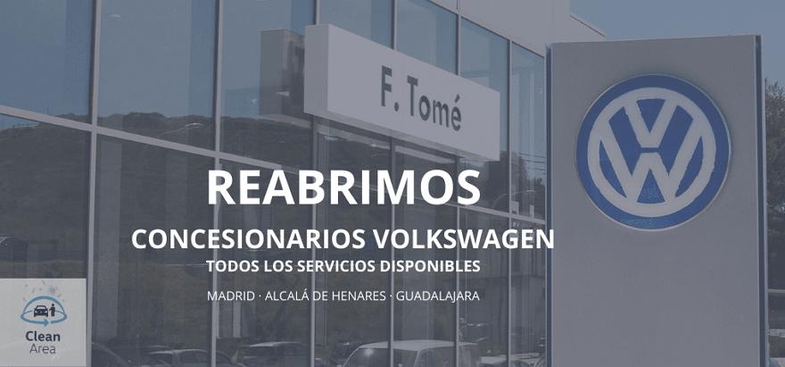 Reapertura Concesionario Volkswagen Guadalajara