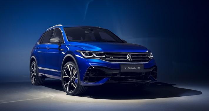 Nuevo Volkswagen Tiguan; Ahora híbrido y acabado R