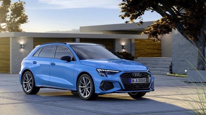 Audi A3 Sportback: Ahora con tecnología híbrida enchufable