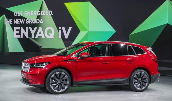 Nuevo Škoda ENYAQ iV: hasta 510 kilómetros de autonomía
